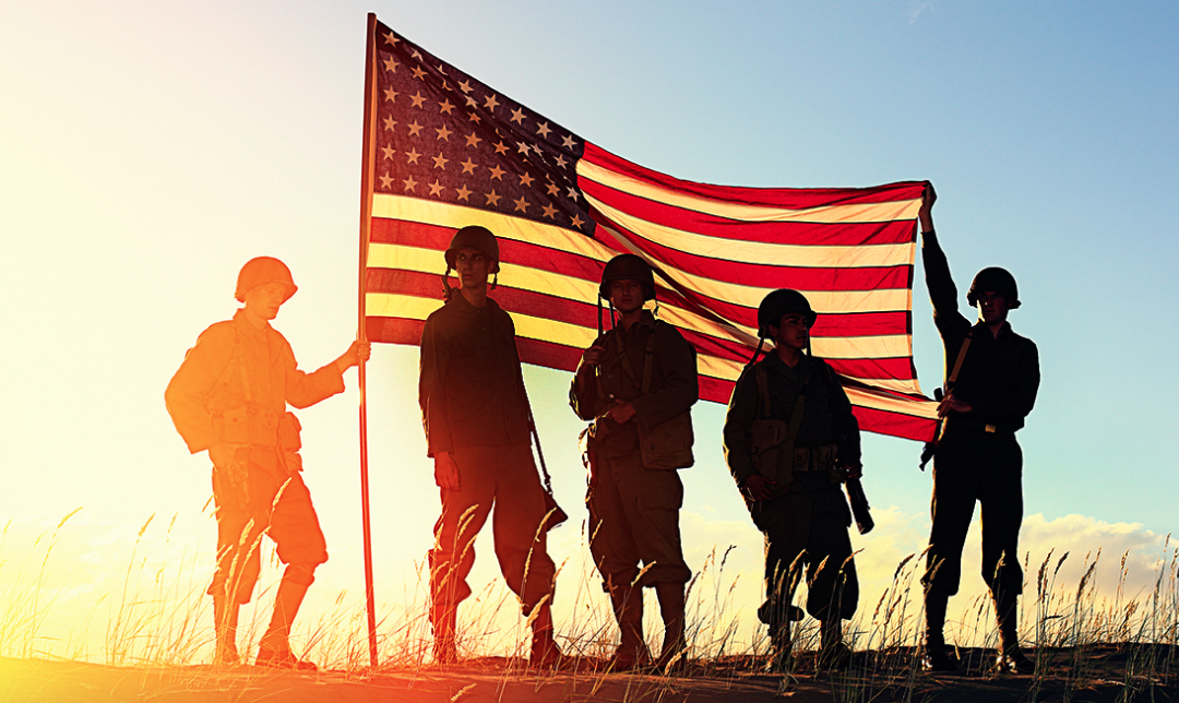 Why we admire Veteran business owners