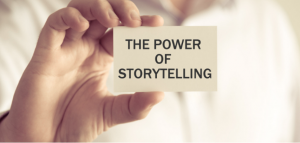 The power of story in marketing